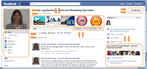 The New Facebook Page Changes from March 11, 2011