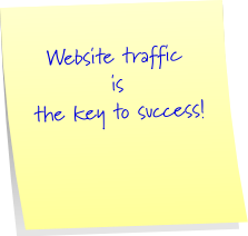3 Easy Tips On How To Get More Traffic To Your Website