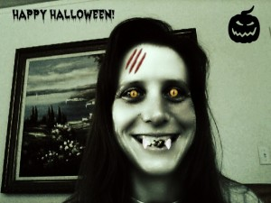 How to Make a Great Halloween Photo For Your Social Networks