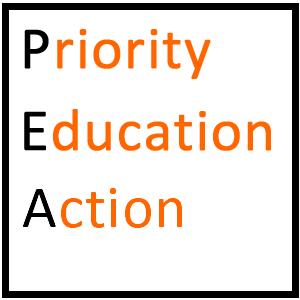 Priority – Education – Action